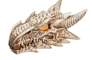 Great Beast Jormungandr: LED Dragon Skull