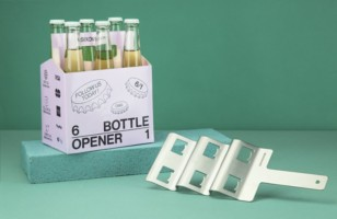 SIXOVERONE: A Six Beer Bottle Opener in One Go!!!