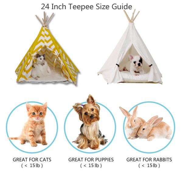 Portable Pet Tents