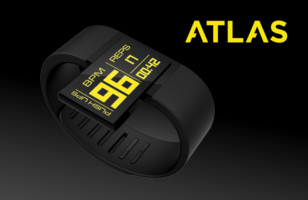 Smart Fitness Trainer cum Digital Coach: The Atlas Wristband