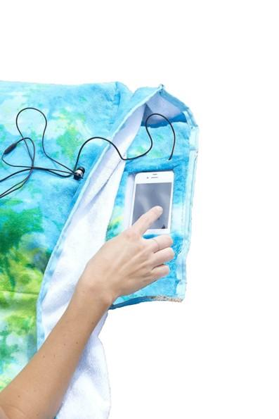 Tilllow The All-in-One Beach Multipurpose Pillow Cum Towel