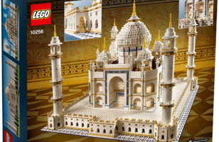 LEGO Re Launches Taj Mahal Set