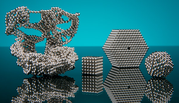 MicroMagnets : Tiny Neo-Magnets for Building, Fidgeting, Stress Relief