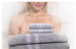 Bacteria Sensing Smart Towel