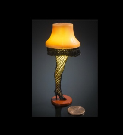 Mini Leg Lamp Kit