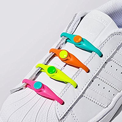 HICKIES Kids Elastic Tieless Laces