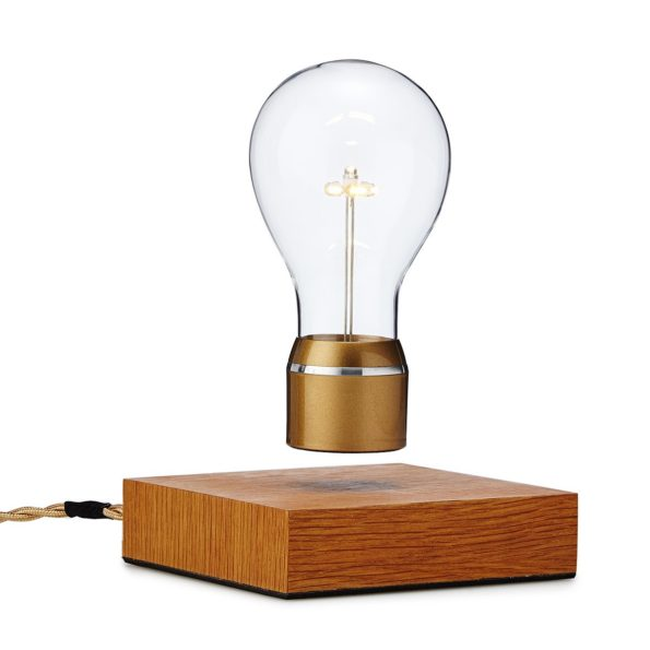 Levitating Floating LED Light Bulb