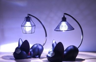 Funny Cat Night Lights
