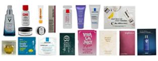 Women Luxury Beauty Sample Box