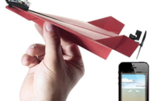 Virtual Air flying Gets Easy with this Smartphone Controlled Airplane