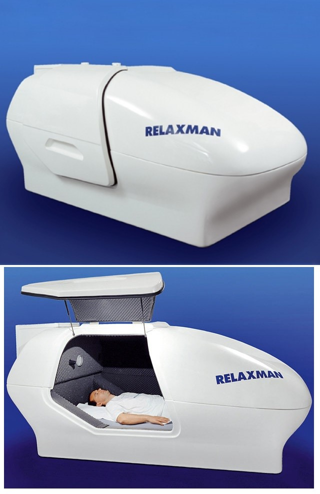 Relaxman Relaxation Capsule