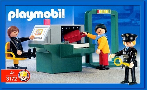 Playmobile Checkpoint