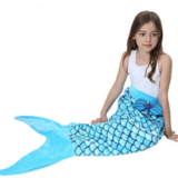 Camlinbo Mermaid Tail Lets Your Cuppy-Cake Feel like A Little Mermaid