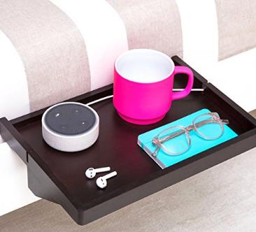 The Super Convenient BedShelfie