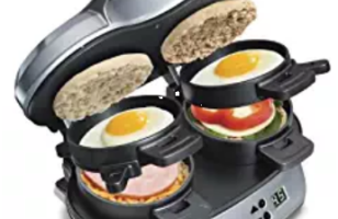 Yummy Breakfast Sandwich Maker
