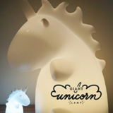 Giant Unicorn Lamps Make Me Happy