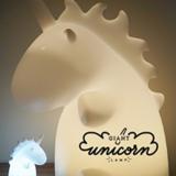 Giant Unicorn Lamps Make Me Happy