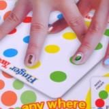 Funny Finger Twister Board