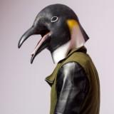 Giant Penguin Mask