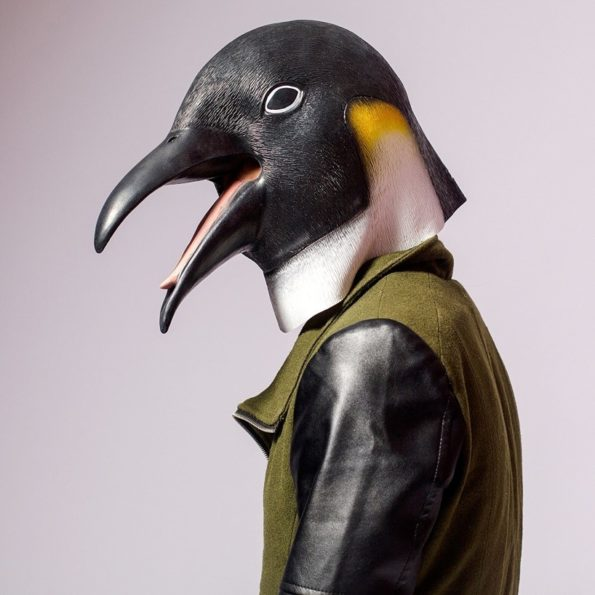Giant Penguin Mask