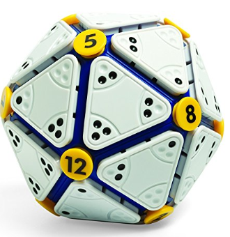 IcoSoKu 3D Puzzle by Recent Toys