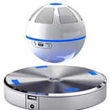 Levitating Bluetooth Speaker by Ice