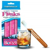 Smuggle Your Booze Fake Tampon Flask