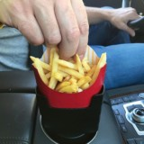 Maad Universal French Fry Holder