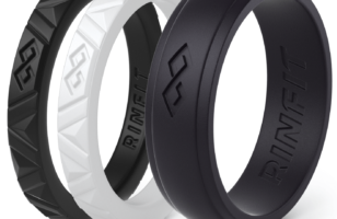 Check out these Unique Silicone Wedding Rings