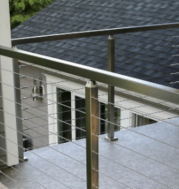 The myriad world of deck railing - what's for you?