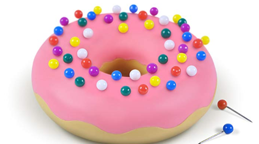 Donut Push Pin Holder