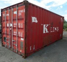 Tips for Buying Used Sea Containers