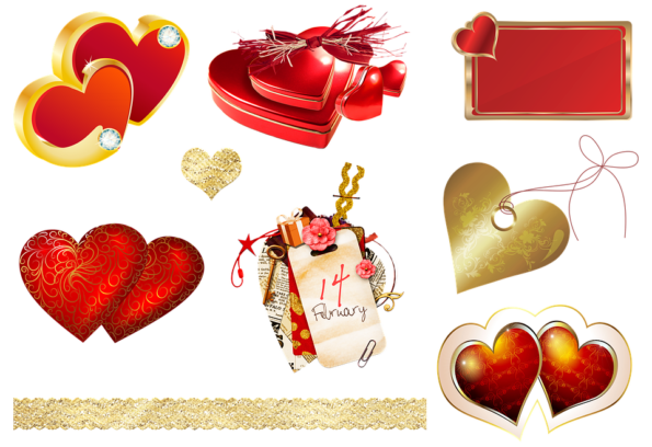 Three Common Valentine Gifts that Can Be Made Exciting