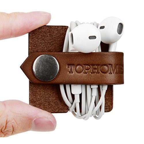 TOPHOME Earbud Cord Organizer