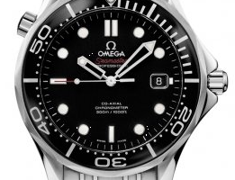 Omega watches – sea, space and spies…