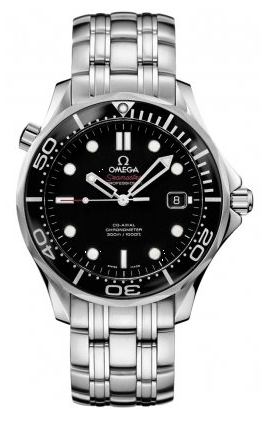 Omega watches - sea, space and spies…