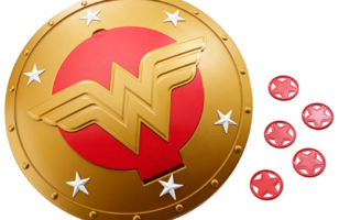 Best Earth's Day Gift Wonder Woman Shield Gift For Your Child