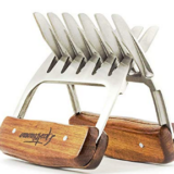 Bear Paw Stainless Meat Claws- Most Unexpected Summer Party Gift Ever!