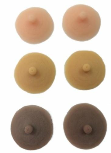 Realistic Perky Adhesive Nipples