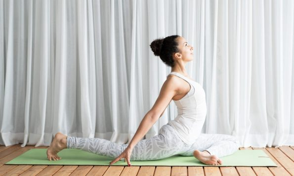Beyond online yoga, Glo teaches real-world inspiration