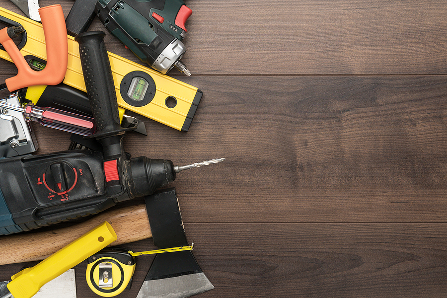 5 reasons why you should use rental tools during your next DIY project