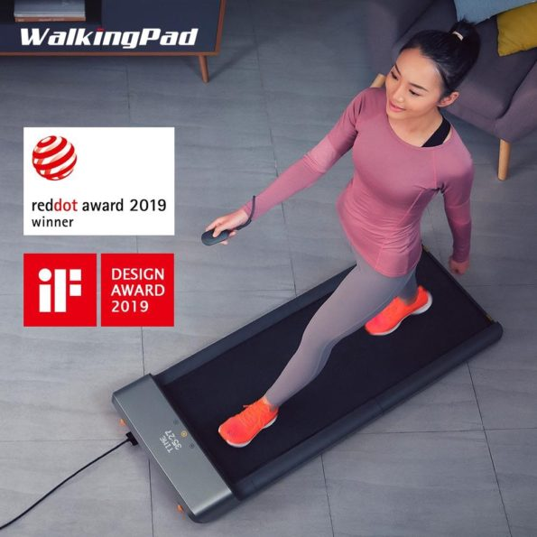 WalkingPad A1 - A smart choice to end your sedentary lifestyle
