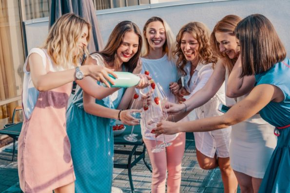 Bridal Showers: A Look at Then Vs. Now