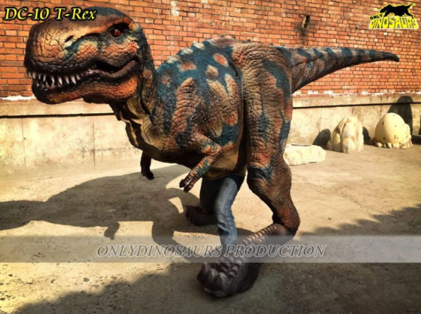 Realistic Dinosaur Costume is The Best choice You Can Make Today!