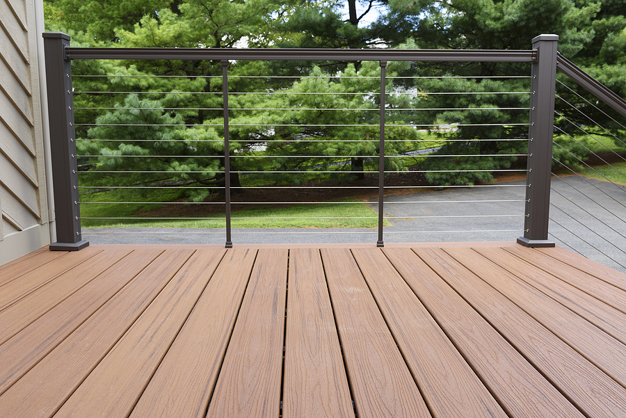 Deck Railing: It's all about the fittings!