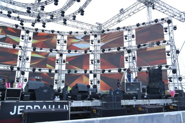Get your Brand out there with an LED Screen