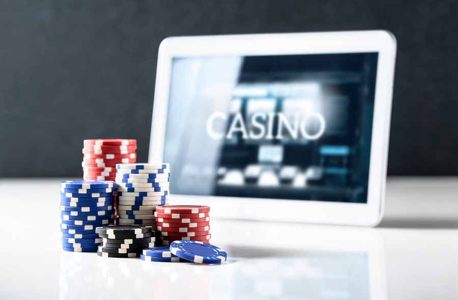 Types of gaming online slots