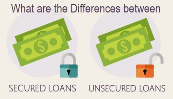 Top Differences Between Secured and Unsecured Loans
