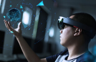 The Amazing World of AR and VR