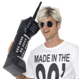Inflatable '80s Retro Mobile Phone